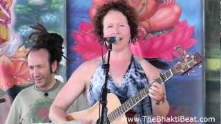 Brenda McMorrow, Hanuman Chalisa Rap, Bhakti Fest Midwest 2012