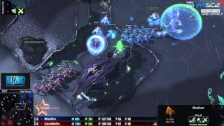 [DH] - PvP - Mana vs Majestic - Starcraft 2 Legacy of the Void