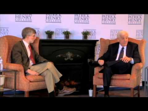Patrick Henry College Newsmakers Interview | David Jeremiah