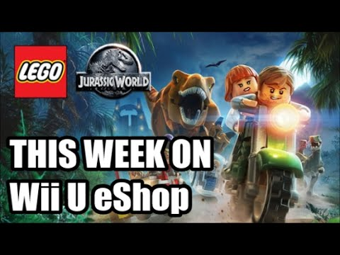 LEGO Jurassic World for Wii U - Nintendo Game Details