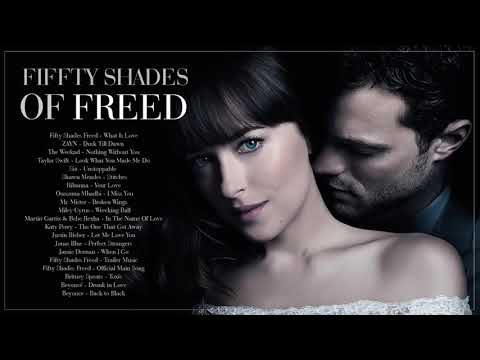 Official Soundtrack - Fifty Shades Of Grey 3