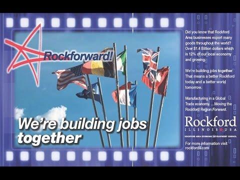 Rockforward! Multimedia Campaign - International Connections (AUDIO)