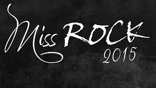 Miss Rock 2015 -semifinalistit