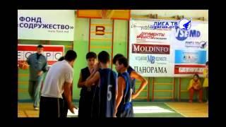 В Каушанах прошел баскетбольный турнир русских школ