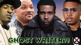 Pharoahe Monch Speaks On Rakim & Nas Rumored To Write Some Of Will Smith's Greatest Hits!
