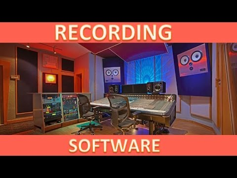 Recording Software for Mac, Linux, Ubuntu and best studio for professional sound engineering