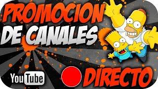 PROMO DE CANALES EN DIRECTO