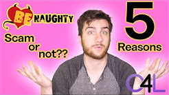 Benaughty review 2020 – Is Benaughty Legit or is Benaughty a scam?