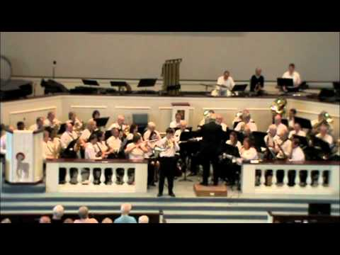 Strauss First Horn Concerto with the Zionsville Concert Band