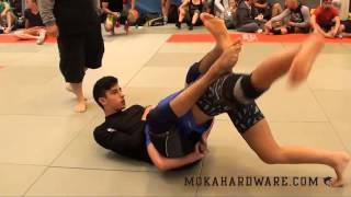 DGL 2 Runde S 2014 Ida Jacobsen Rumble Sports vs Nabil Onib Butcher's Fight Gym