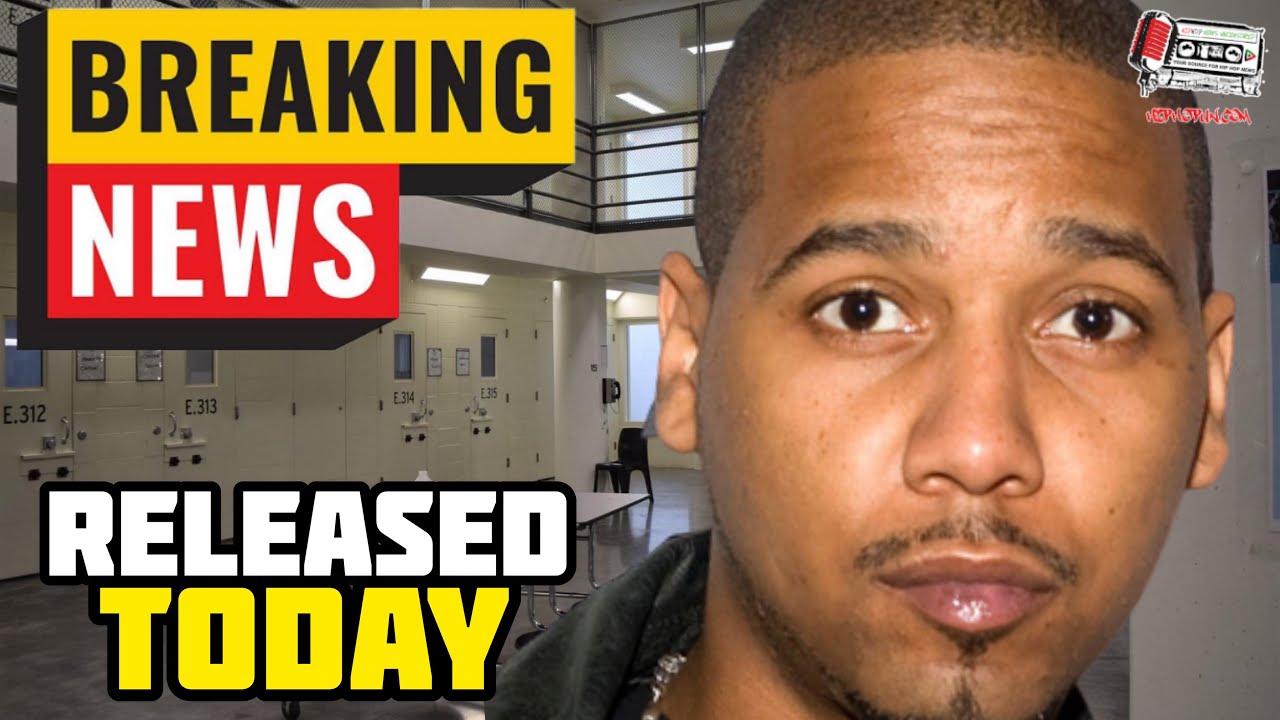 BREAKING: Juelz Santana Has Been Released From Prison.
