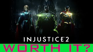 Injustice 2 [Worth It?] (PS4, Xbox One)