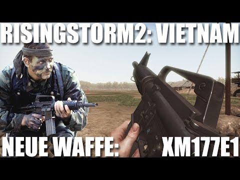 Neue Waffe in Risingstorm2: Vietnam die XM177E1 & Geschichte der Colt CAR-15 / Commando Reihe