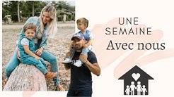 UNE SEMAINE AVEC NOUS / BALADE A LA FERME , ANNIVERSAIRE ...