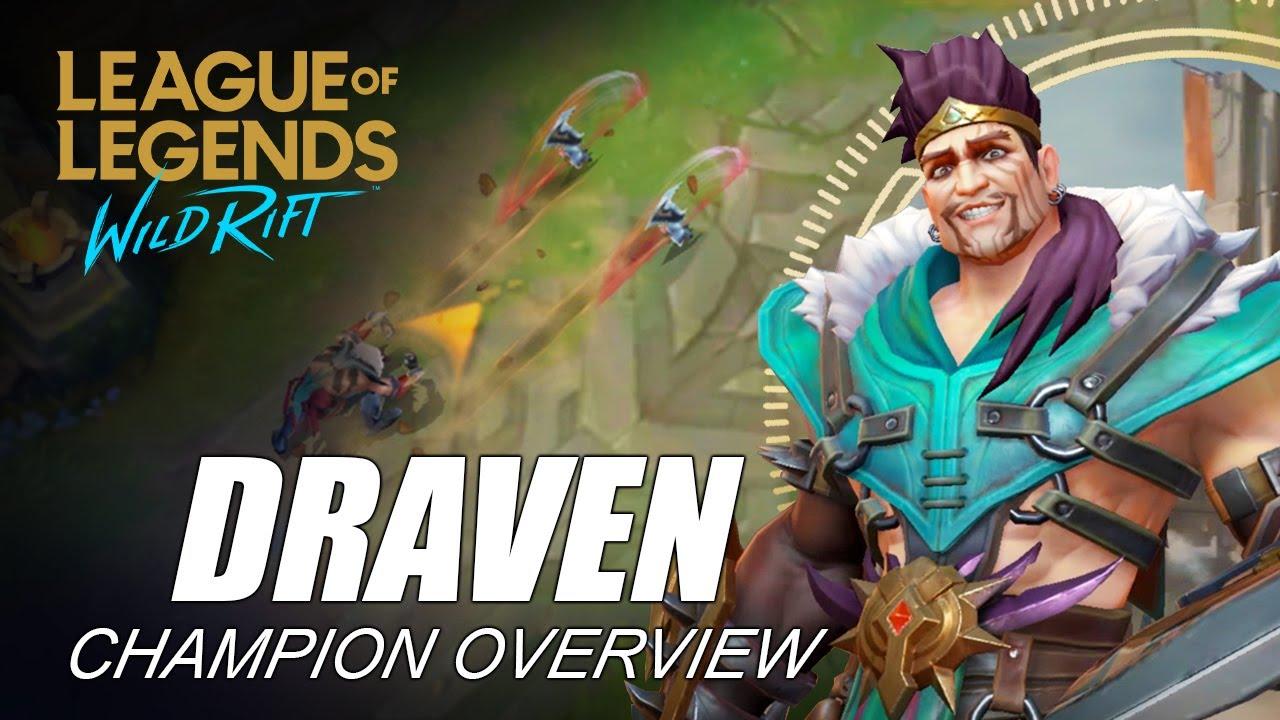 Draven Champion Spotlight