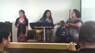 tangi sisters sings tongan g0spel