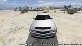 GTA 5 Bravado Gauntlet Hellhound