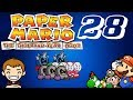 Let's Play Paper Mario The Thousand Year Door Episode 28 - Up to the Major Leage! | Hayden Xavier