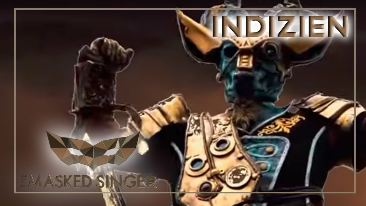 Kudu Masked Singer Indizien