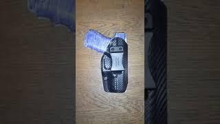 Kydex IWB holster for Glock 19/23/32