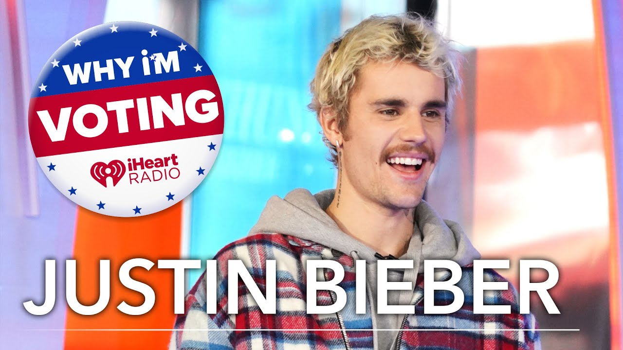Justin Bieber   Why I'm Voting