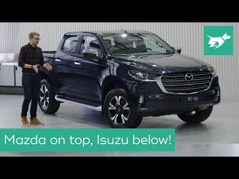 Mazda BT-50 2021 review walkaround – new pick-up ute