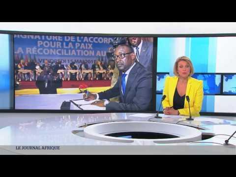 TV5MONDE : le Journal Afrique du 17 mai 2015