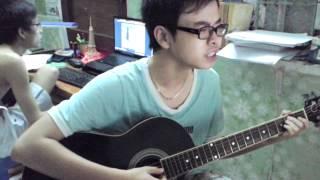 Em là hạnh phúc trong anh (Hồ Quang Hiếu) - guitar cover