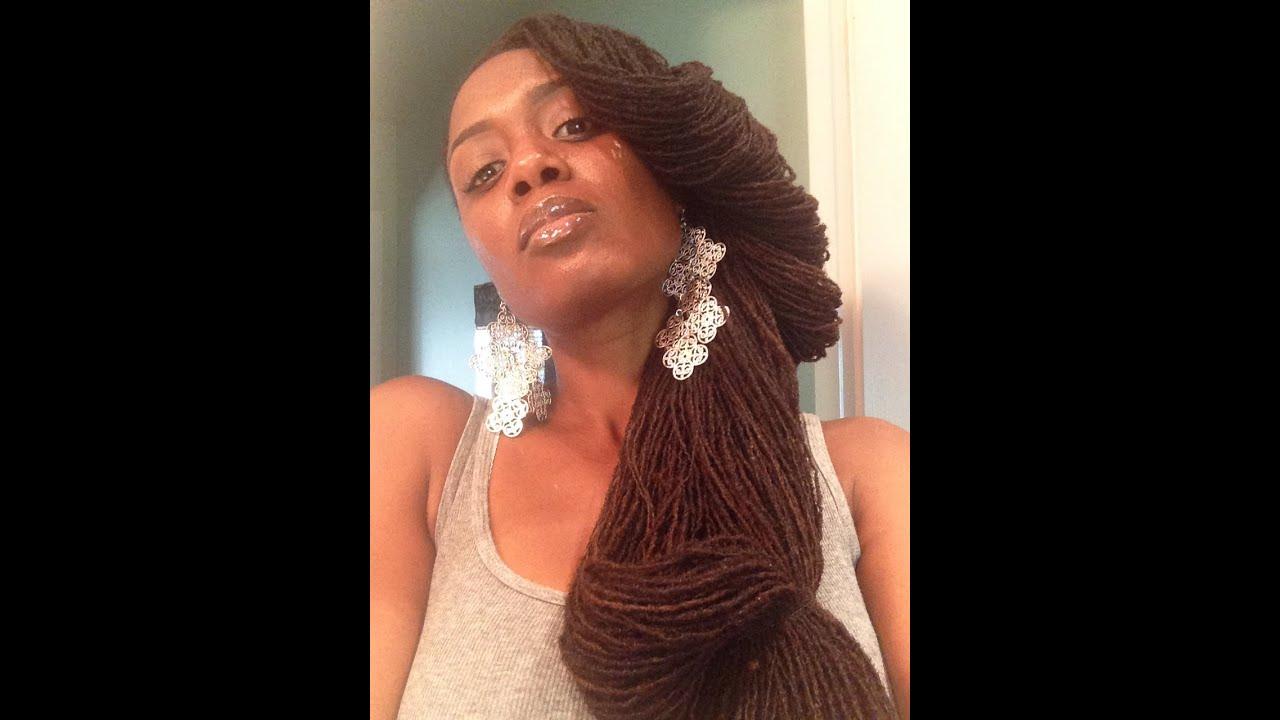 Sisterlocks Request Romantic Hairdo Youtube