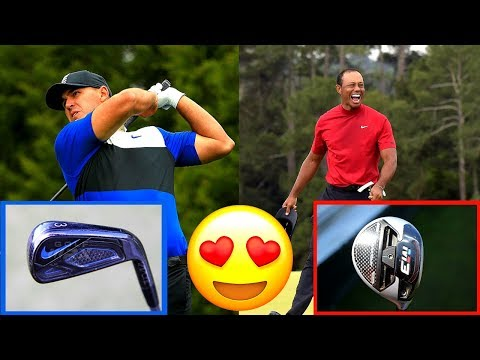 WHY TOUR PRO'S CHOOSE OLD GOLF EQUIPMENT!? (Tiger Woods, Brooks Koepka, Rory Mcilroy)