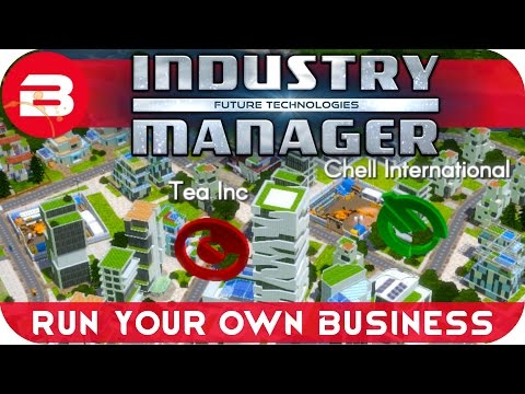Industry Manager Gameplay - Run Your Tech Business (Industry Manager: Future Technologies Gameplay)