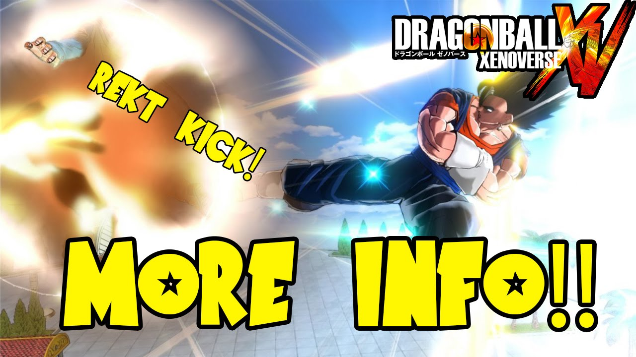 Dragon ball xenoverse demo japanese release date power levels