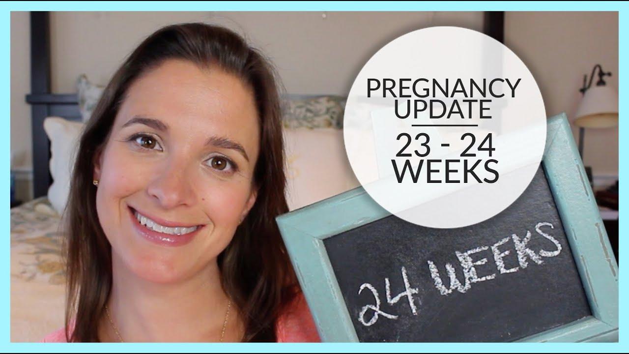 Pregnancy Update | 23 - 24 Weeks
