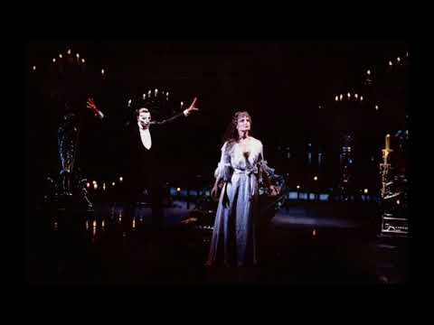 Michael Crawford, Patti Cohenour - Phantom of The Opera - 1988 Full Audio