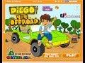 Dora The Explorer Online Games - Diego 4X4 Off Road Game