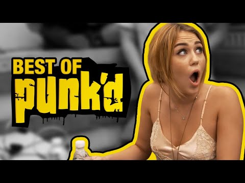 Top Punk'd Moments ft. Miley Cyrus, Kim Kardashian, Drake & More | MTV VAULT