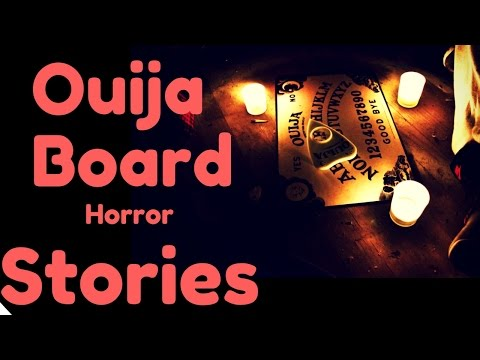 6 TRUE Haunted Paranormal Ouija Board...