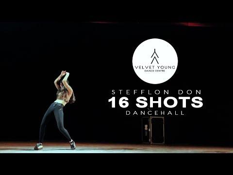 Stefflon Don – 16 Shots performance Shanti   VELVET YOUNG DANCE CENTRE