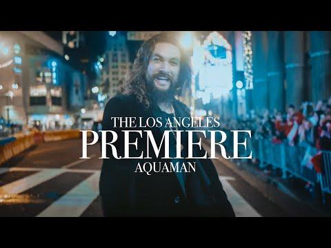 Jason Momoa | Hollywood Aquaman Premiere