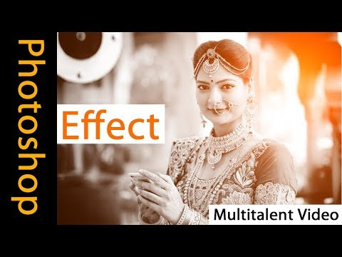 Photoshop photo best effect hindi tutorial thumbnail