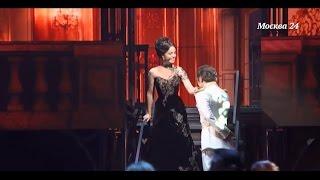 Сюжет канала «Москва 24» о мюзикле «Анна Каренина»
