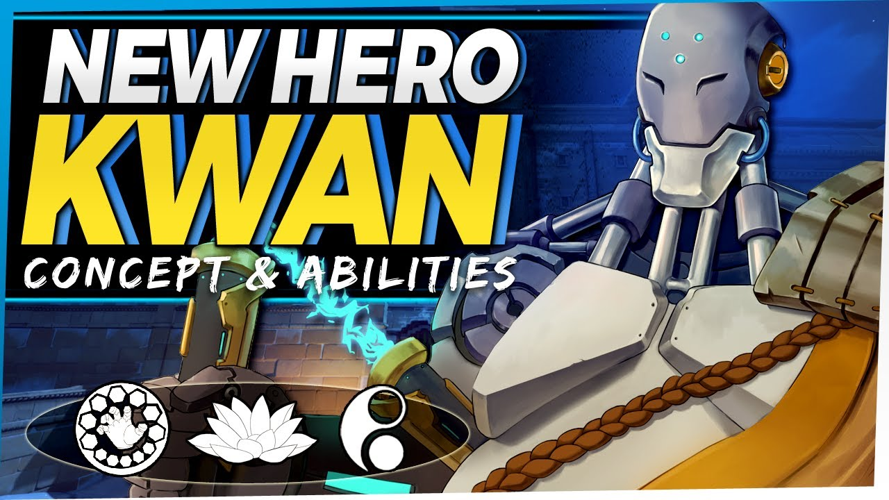 Download Overwatch NEW Shambali Tank Kwan - Concept, Lore, Abilities, and more!