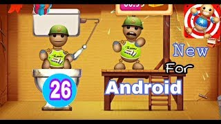 New. Kick the Buddy | Gameplay 2018 for ( Android, iOS ) Walkthrough Part 1- Open All Machines