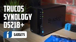 Necesitas un NAS pero aún no lo sabías!!! Synology DS218+ REVIEW Video