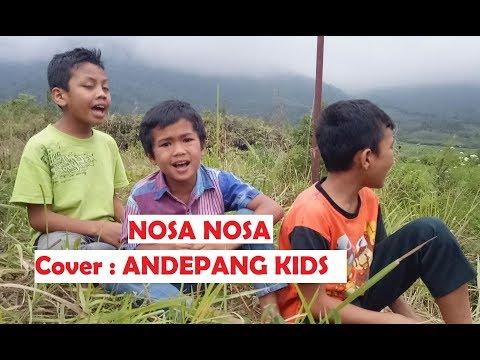 NOSA NOSA ASI VOCE ME MATA - Cover Andepang Kids