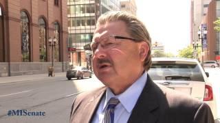 Sen. Horn discusses autonomous vehicles legislation