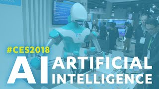 CESTV 2018: Artificial Intelligence on the Show Floor