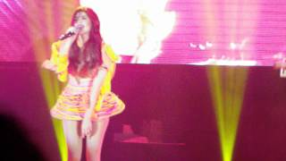 Super Bass & Starships (Annebisyosa No Other Concert in Davao)