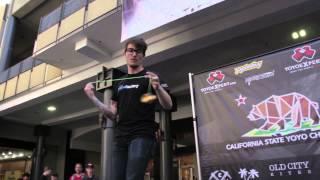 2015 california state yo yo championships 5a 1st tyler severance
