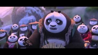 Кунг-фу Панда 3 - Трейлер №3 (дублированный) 1080p(Смотрите трейлер нового мультфильма «Кунг-фу Панда 3» (в кино с 28 января 2016 года). http://news.meloman.kz/ru/afisha/premiers_view.php..., 2015-12-18T06:52:53.000Z)